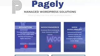 Pagely managed WordPress hosting