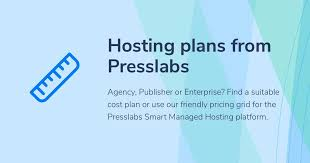Presslabs managed wordpress hosting