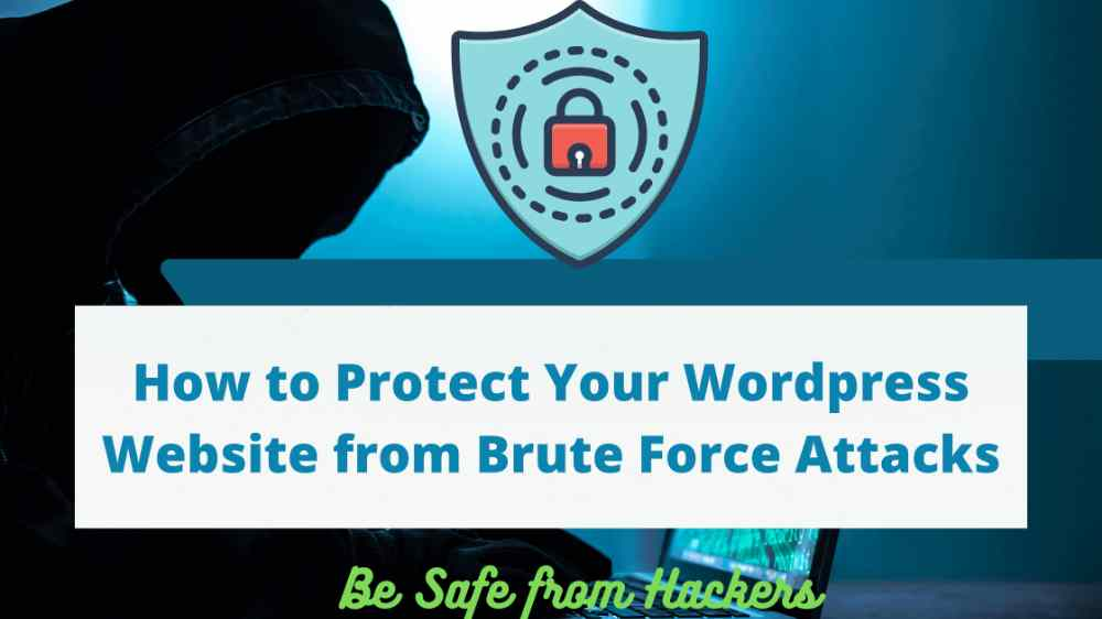 Protect your WordPress site from hackers, Spam, malware, password protected, brute force Attacks, WP admin, security, Hackers, file safety