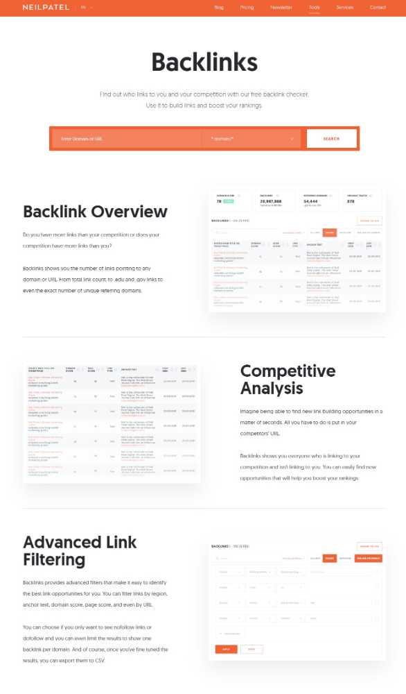 Ubersuggest-Free-Backlink-Checker-tool-by-Neilpatel