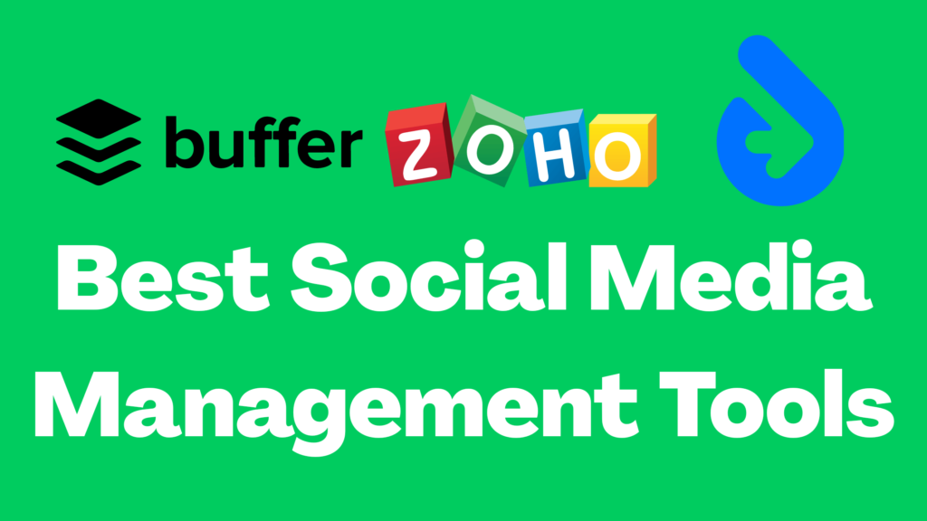 Social media management tools, best Social Media Management Tools